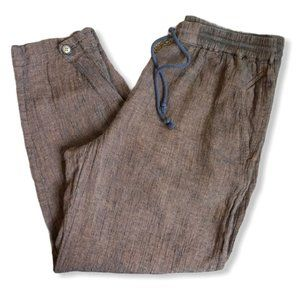 Poetry Crinkle Linen Trousers 10